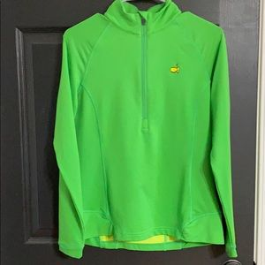 Masters tournament lightweight pullover